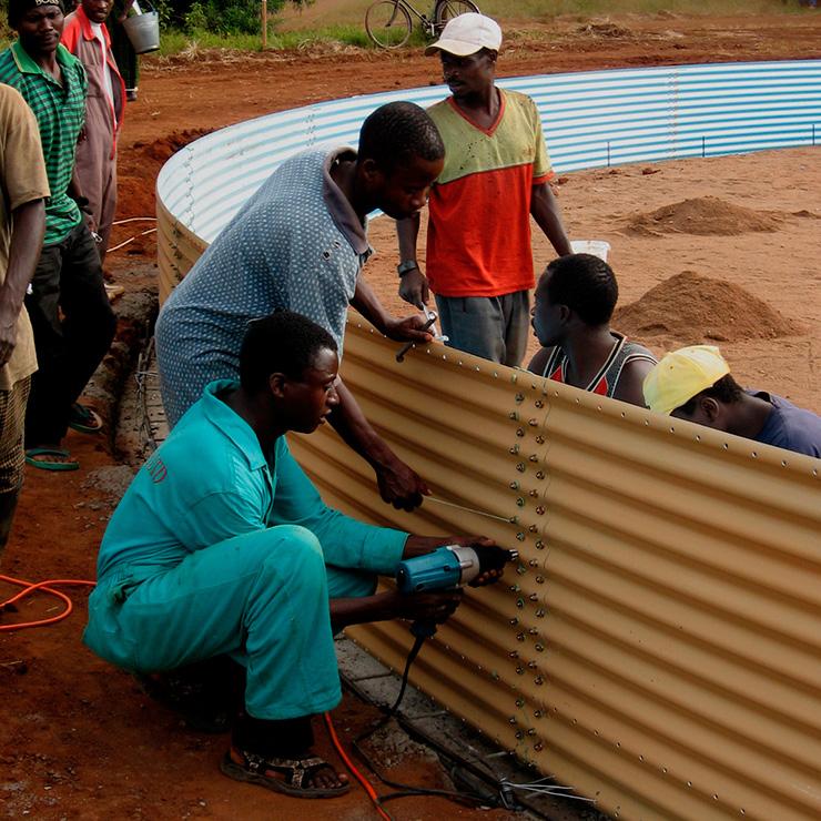 Irrigation - Malawi